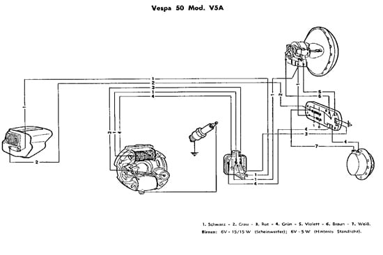Vespa Wiring Diagrams on suspension harness, cable harness, fall protection harness, maxi-seal harness, obd0 to obd1 conversion harness, nakamichi harness, battery harness, dog harness, pet harness, engine harness, oxygen sensor extension harness, safety harness, radio harness, amp bypass harness, alpine stereo harness, electrical harness, pony harness,