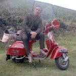 1950s Vespa Scooter